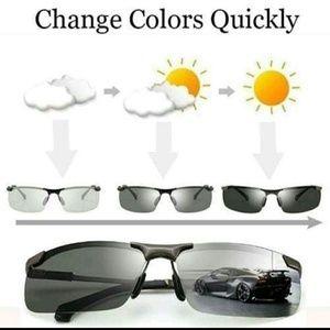 Transitional Sunglasses